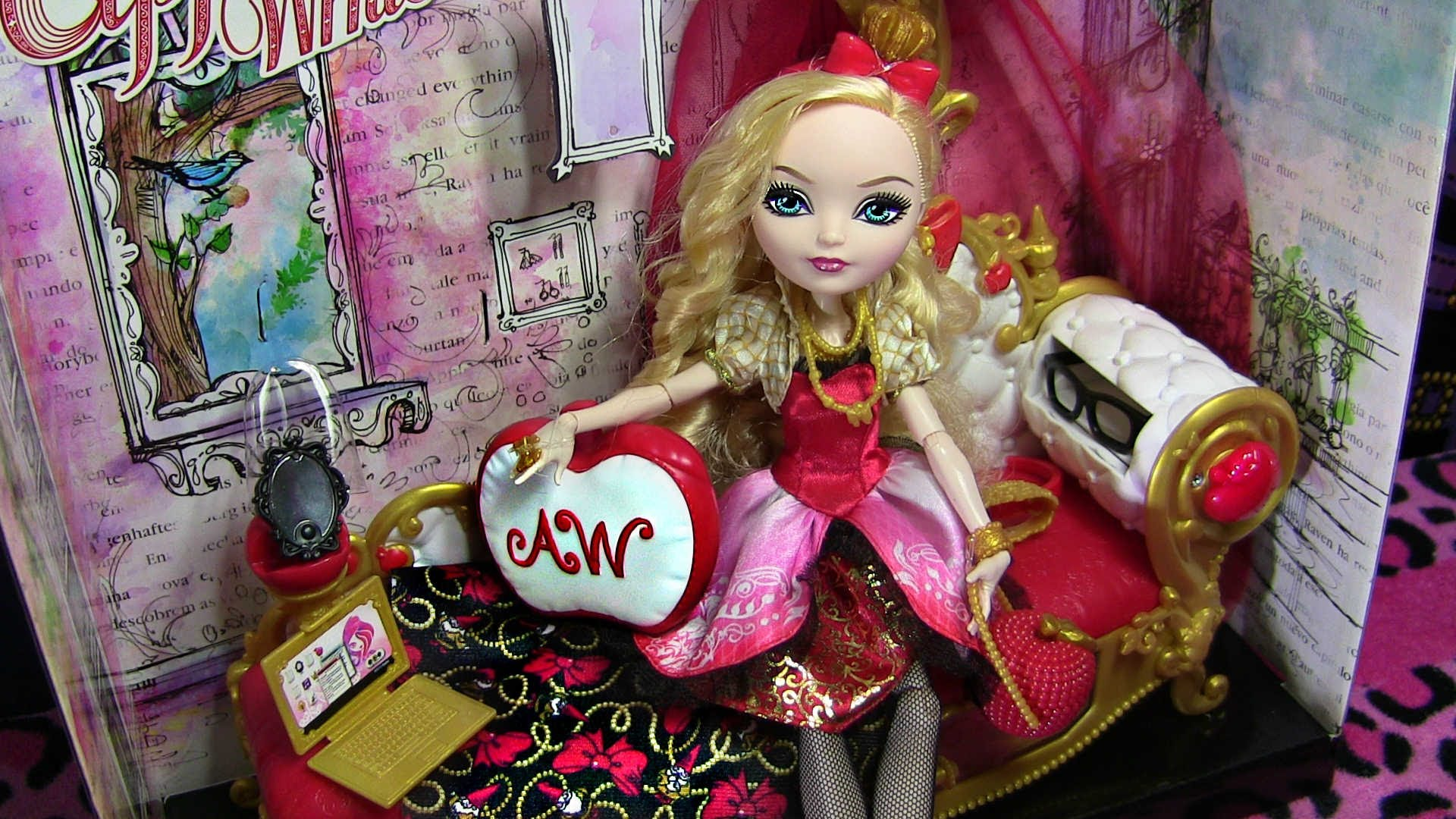 Кукла Эппл Вайт
