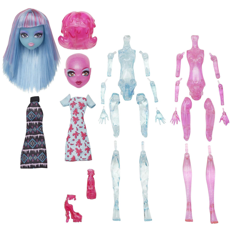 Как сделать кукла монстр хай
