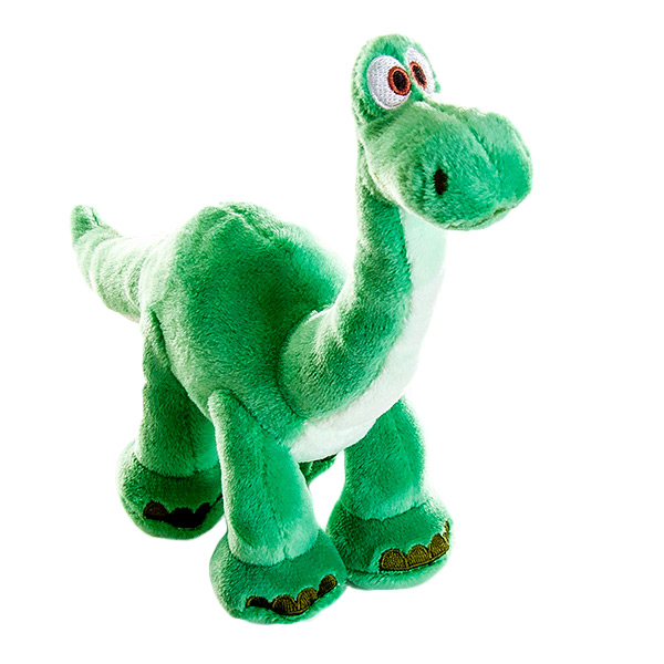 Динозавры мягкие игрушки