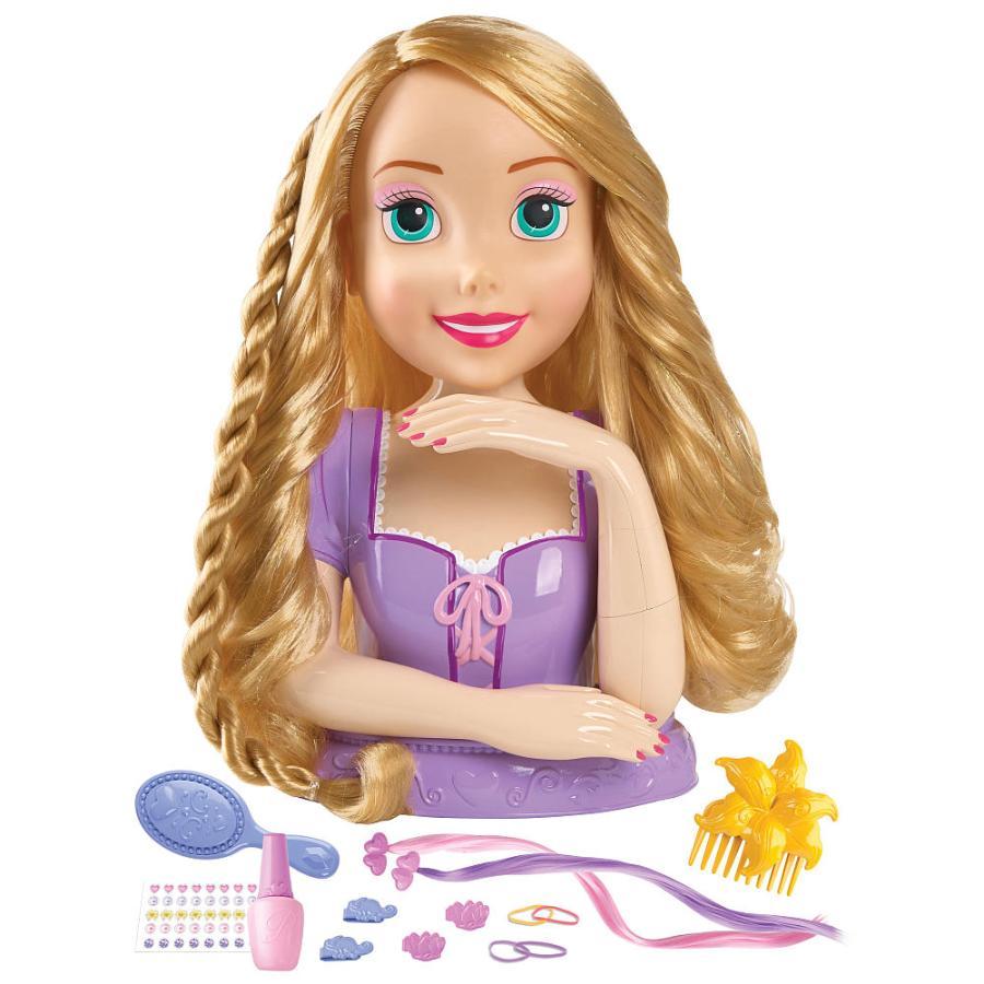 Куклу модель для причесок