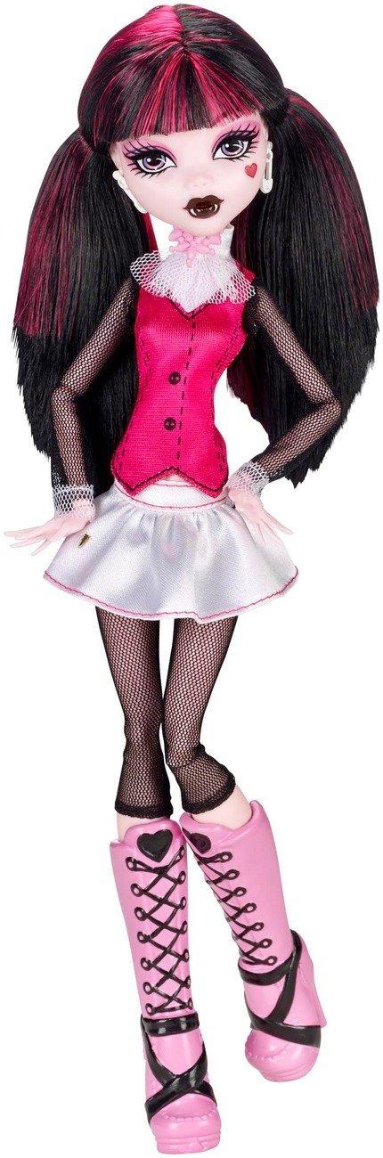 фото базовых кукол монстер хай перевыпуск