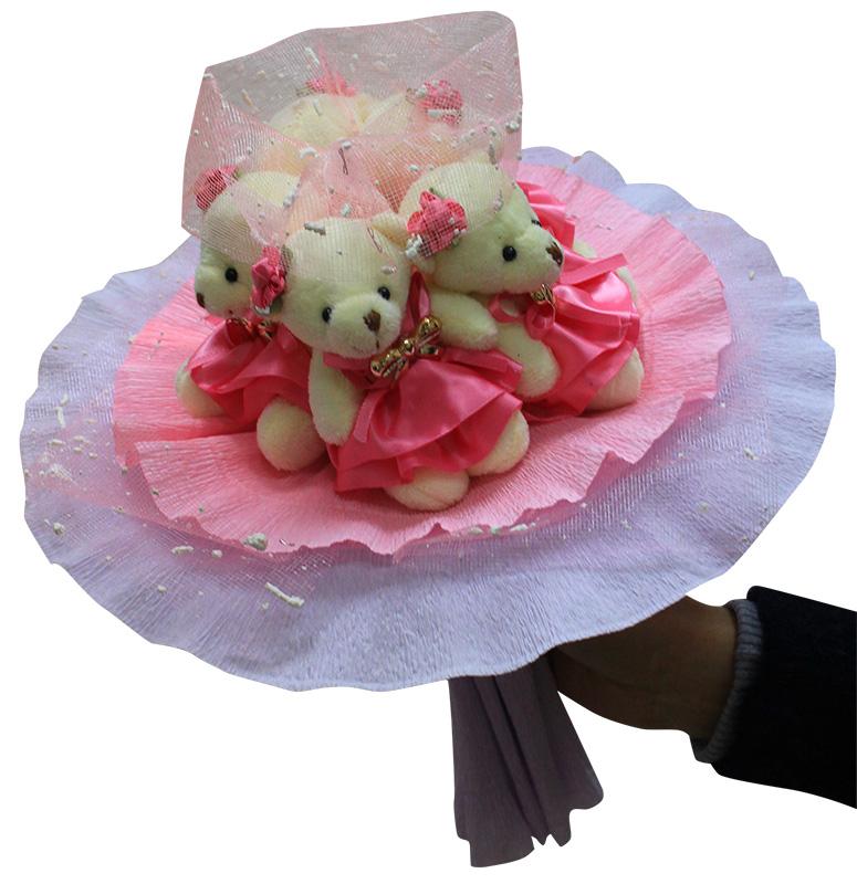 Мягкий подарок для девочки 995