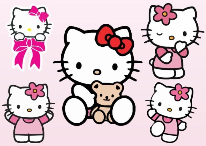 Игровые наборы Hello Kitty/Хелло Китти - Интернет магазин.