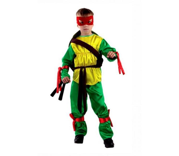 Новогодний костюм черепашки-ниндзя