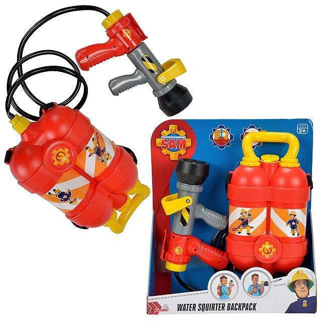 Игрушка Simba водный пистолет с рюкзаком (9250916)