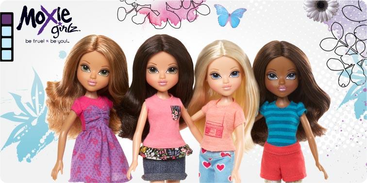 фото куклы мокси