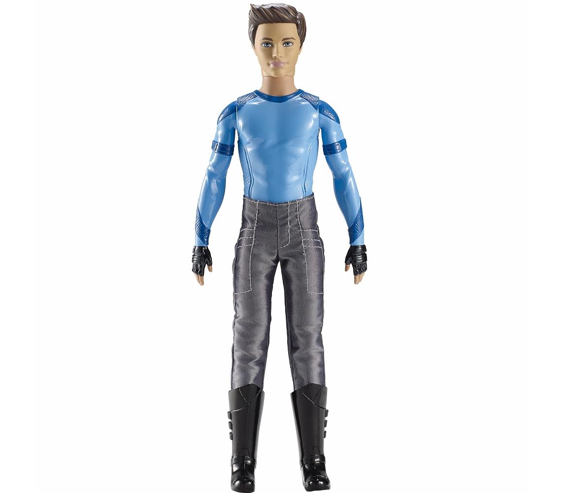 Кукла Barbie Барби и космическое приключение Принц Лео (DLT24)