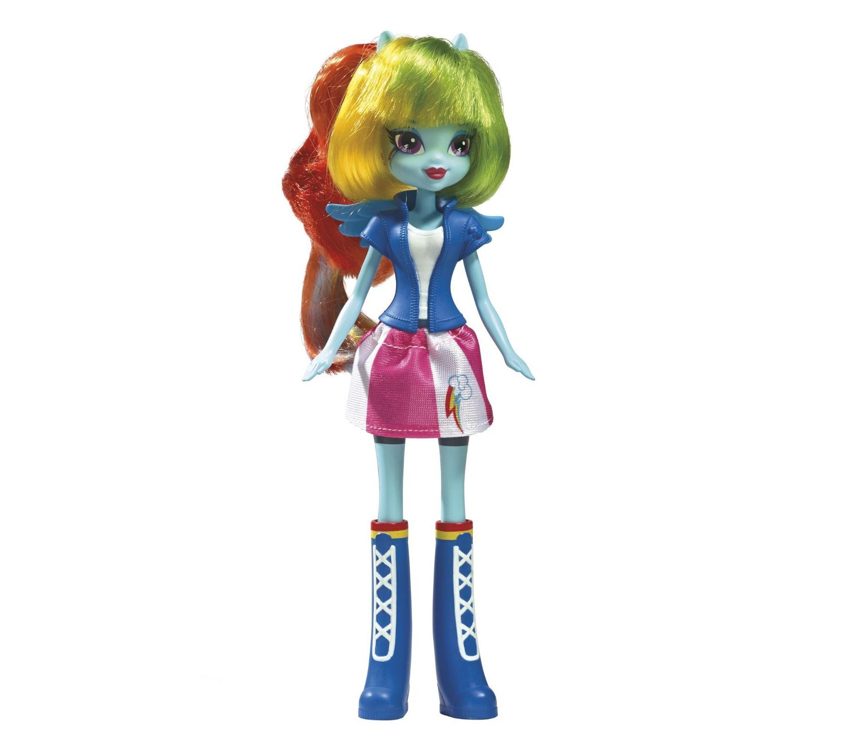 Эквестрия герлз кукла радуга картинки