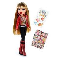 (515487) Кукла Bratz Клуб байкеров, Хлоя, фото 1