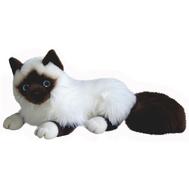 AURORA Игрушка мягкая Кошка сиамская 45см (62-175), фото 1