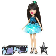 (514718) Кукла Bratz Волшебное сияние, Джейд, фото 1