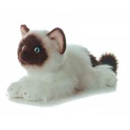(61-822) AURORA Игрушка Мягкая Кошка сиамская 30 см, фото 1