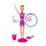 """(X8380) Кукла Барби """"Дрессировщица веселых дельфинов"""", фото 1"""