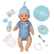 (818-343) BABY born Кукла-мальчик Интерактивная, 43 см, фото 1