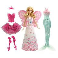 "(BCP36) Кукла Барби ""Принцесса с нарядами"", фото 1"