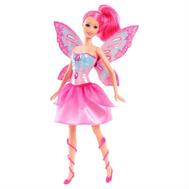 """(Y6374-6376) Кукла Барби """"Принцесса фея в розовом"""", фото 1"""