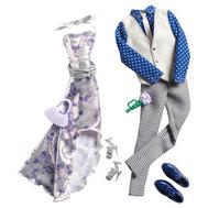 """(X7862-X7863) Набр одежды для Барби и Кена """"Игра с модой"""", фото 1"""