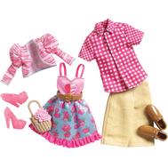 """(X7862-X7864) Набр одежды для Барби и Кена """"Игра с модой"""", фото 1"""