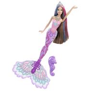 "(X9177-9179) Кукла Барби ""Русалка меняющая цвет в воде"", фото 1"