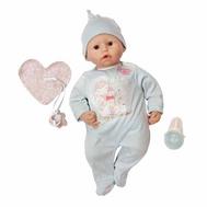 Игрушка мальчик с мимикой 46 см Беби Анабель (Baby Annabell) (792-216), фото 1