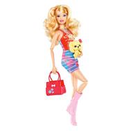 """(x2278-2280) Кукла Барби """"Модная штучка с питомцем"""", фото 1"""