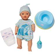 (817-087) my little BABY born Кукла Приучаемся к горшку, 32 см, фото 1