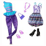 """(CBX05-BCN76) Набор одежды для Барби """"Игра с модой"""", фото 1"""