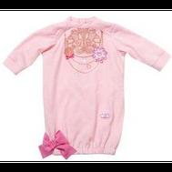 "(791-929) Baby Annabell Одежда праздничная ""Розовая"", фото 1"