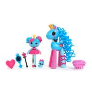 "(113102) Набор Mini Lala-Oopsies ""Кукла с Лошадкой"" Princess Anise, Tea Biscuit, фото 1"