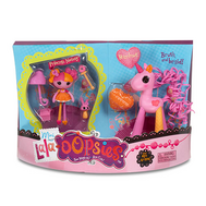 "(113119) Набор Mini Lala-Oopsies ""Кукла с Лошадкой"" Princess Nutmeg, Hazelnut, фото 1"
