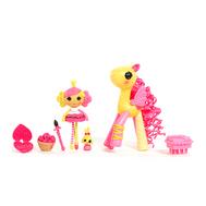 "(113126) Набор Mini Lala-Oopsies ""Кукла с Лошадкой"" Princess Juniper, Macadamia, фото 1"