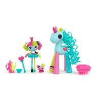 """(113133) Набор Mini Lala-Oopsies """"Кукла с Лошадкой"""" Princess Saffron, Cashew, фото 1"""