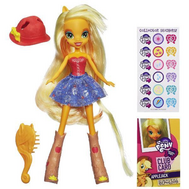 "Кукла My Little Pony ""Эквестрия Герлз базовая"" Apple Jack, фото 1"