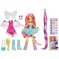 "Кукла My Little Pony ""Эквестрия Герлз с аксессуарами"" Fluttershy, фото 1"