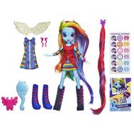 "Кукла My Little Pony ""Эквестрия Герлз с аксессуарами"" Rainbow Dash, фото 1"
