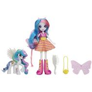 """Кукла My Little Pony """"Эквестрия Герлз с пони"""" Celestia, фото 1"""