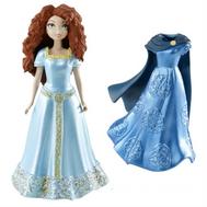 """(X4946) Кукла Принцесса Диснея Мини """"Мерида с платьем"""", фото 1"""