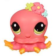 """(37042) Игрушка Littlest Pet Shop """"Ходячие зверушки"""" Розовый осьминог, фото 1"""