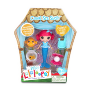 (509349) Кукла Mini Lalaloopsy Coral Sea Shells, фото 1