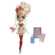 """(51892) Кукла La Dee Da """"Путешественница"""" Cyanne, фото 1"""