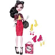 "(BBR91) Кукла Монстр Хай ""Обожаю обувь"" Дракулаура, фото 1"