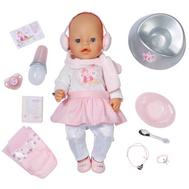 (818-626) BABY born Кукла Зимние приключения Интерактивная, 43 см, фото 1