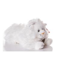 (11-444) Игрушка Кошка персидская белая 25 см, фото 1