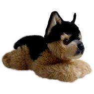 (61-854) AURORA Игрушка Мягкая Немецкая Овчарка щенок 22см, фото 1
