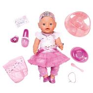 (818-145) BABY born Кукла Принцесса Интерактивная, 43 см, фото 1