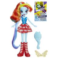 "Кукла My Little Pony ""Эквестрия Герлз базовая"" Rainbow Dash, фото 1"