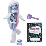 "(X4625-4627) Кукла Школа монстров ""С любимым питомцем"" Эбби Боминэйбл, фото 1"