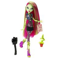 "(X4625-6951) Кукла Школа монстров ""C любимым питомцем"" Венус МакФлайтрэп, фото 1"