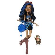 """(X4625-6952) Кукла Школа Монстров """"С любимым питомцем"""", Робекка, фото 1"""