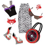 """(W9122-3665) Monster High Набор одежды """"Школа Духа Моды"""" Оперетта, фото 1"""
